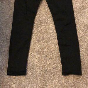 H&M Jeans - H&M black skinny jeans